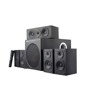 Buy Edifier DA5000PRO 5.1 Speaker System Rs. 7,950 only at Snapdeal