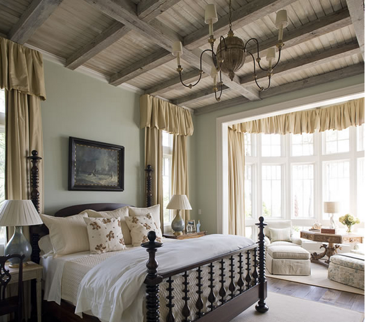 The enchanted home for Rustic french bedroom