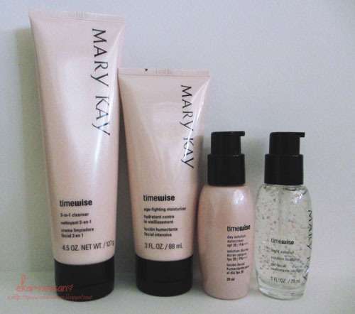 Mary Kay timewise Set