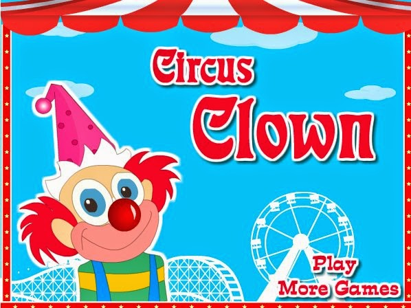 http://es.y8.com/games/circus_clown