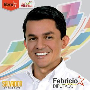 Vota en la casilla 6 por Fabricio Sandoval