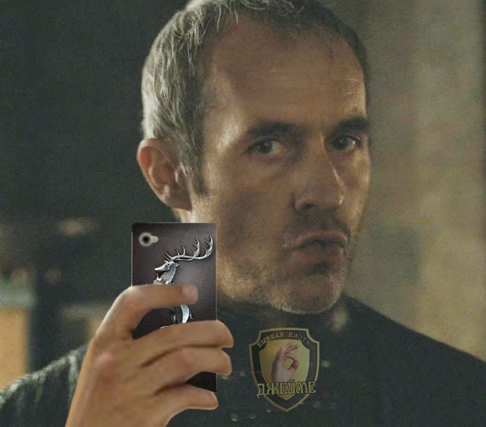 #GameOfThrones Stannis Making The Pout Face Meme