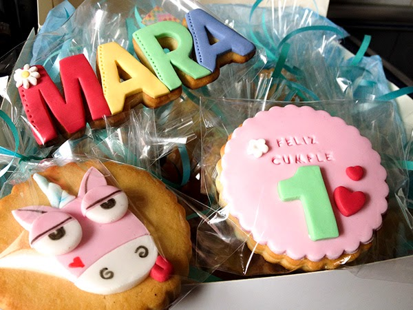 galletas cumpleaños