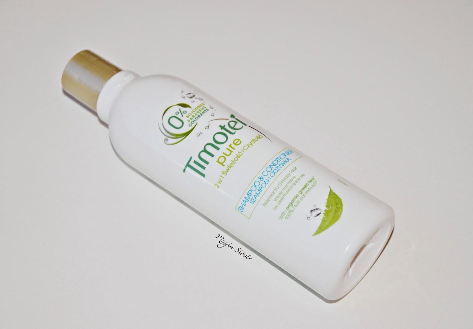 TIMOTEI, szampon, odżywka 2w1