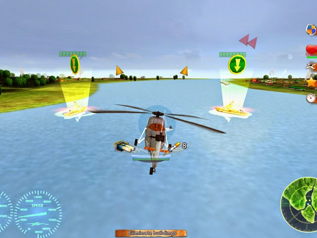 Download Game Helic Helicopter
