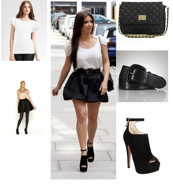 Kim Kardashian Fashion Beautiful Things