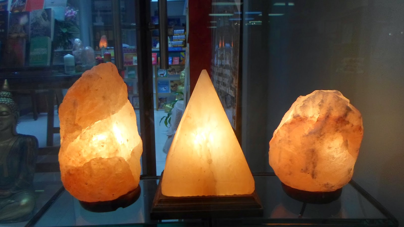 How Do Salt Lamps Ionize : Destiny Books and Games: Himalayan Salt Lamps