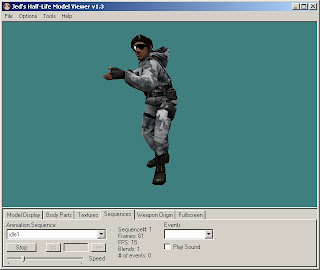 Half Life Model Viewer