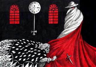 la mascara de la muerte roja  - edgar allan poe