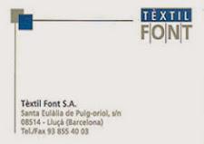 Textil FONT