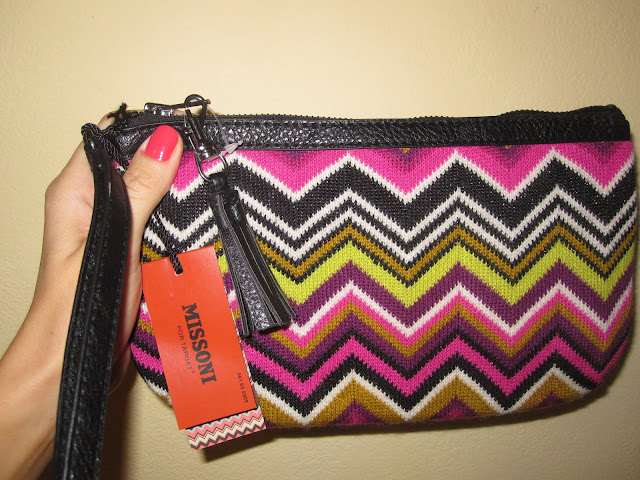 Missoni+For+Target+Clutch