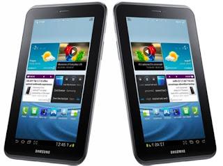 Harga Samsung Galaxy Tab Terbaru Agustus 2012