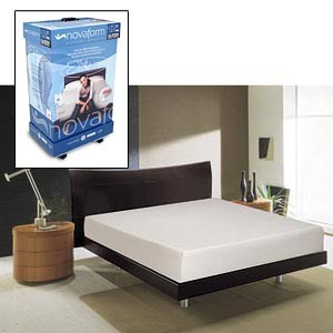 Sleep Innovations Mattress Costco Novaform Elite Memory Foam Mattress | Mattress Reviews