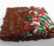 mexican brownies-doctored mix