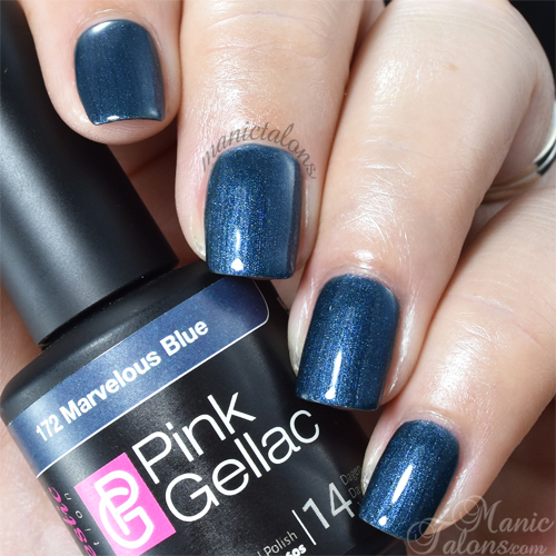 Pink Gellac Marvelous Blue