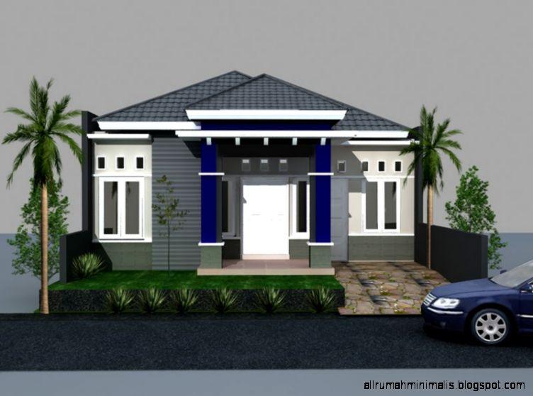 jual rumah dipadang Rumah Model Semi Minimalis