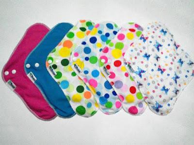 menspad, pembalut cuci ulang, menstrual pad