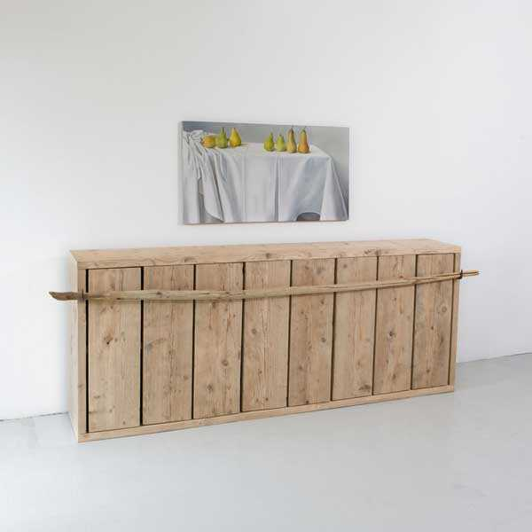 Re-Using The Italian Way - Katrin Arens sideboard