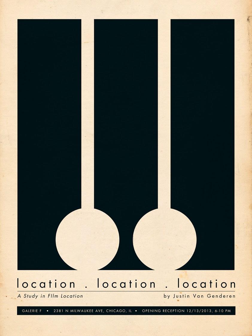 nuncalosabre.Location. Location. Location - Justin Van Genderen