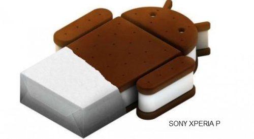 Aggiornamenti iniziati per il Sony Xperia P ICS