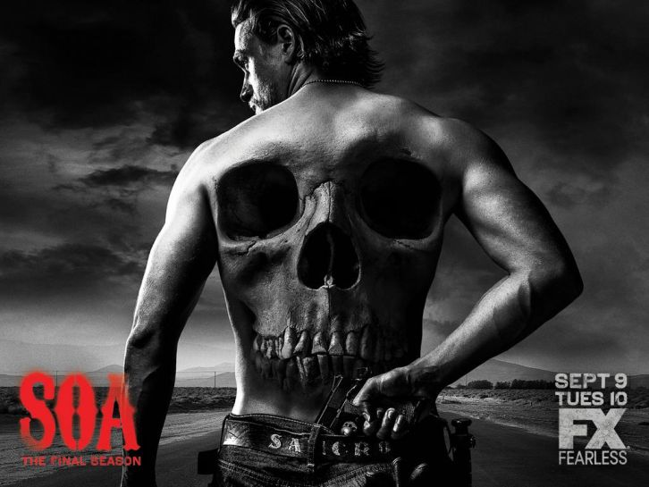 Sons of Anarchy - The Final Season Poster