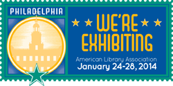 ALA Midwinter Meeting Philadelphia Booth 525