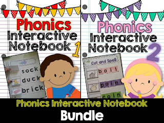 https://www.teacherspayteachers.com/Product/Phonics-Interactive-Notebook-1997858