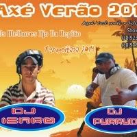 CD Com Dj Icaro e Dj Purrudo Agitando a Galera 2013