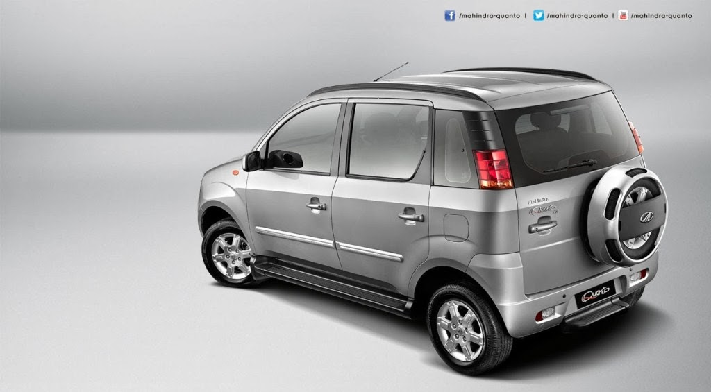 Mahindra Quanto Compact Suv Pictures Car Hd Wallpapers