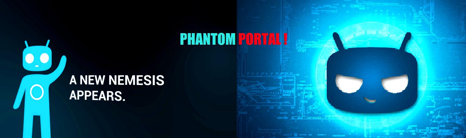 PHANTOM Portal
