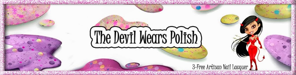 The Devil Wears Polish (formerly Polished Dreams and Life Things)