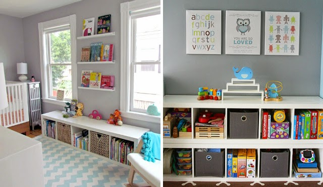 Sweet Little Nursery Nursery Organization Tips Really