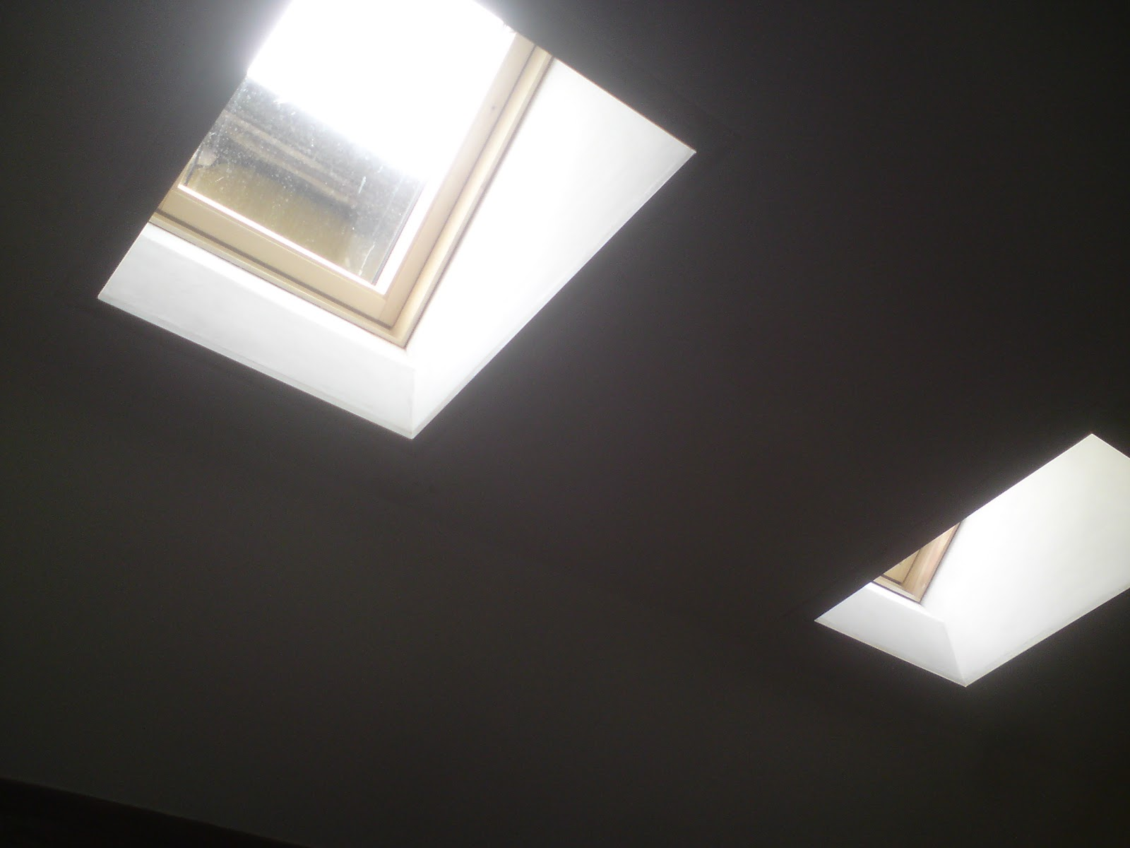Loft Conversion: Velux Window Instalation