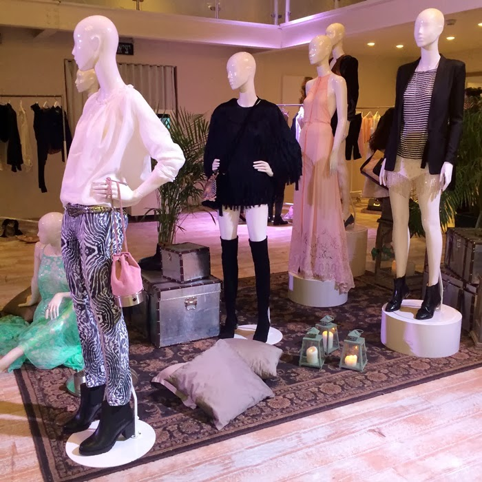 בלוג אופנה Vered'Style אייץ' אנד אם, אביב 2014
