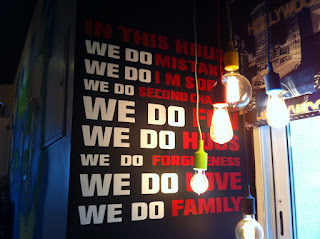 We Do Family Quote wall decal