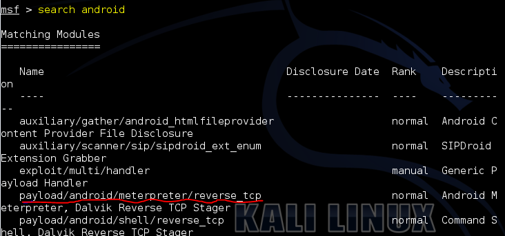 how to detect metasploit payload