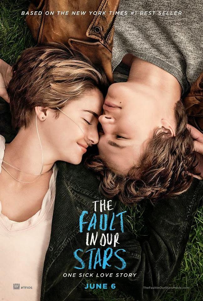 مشاهدة فيلم The fault in our stars 2014 مترجم مع اضافة ...