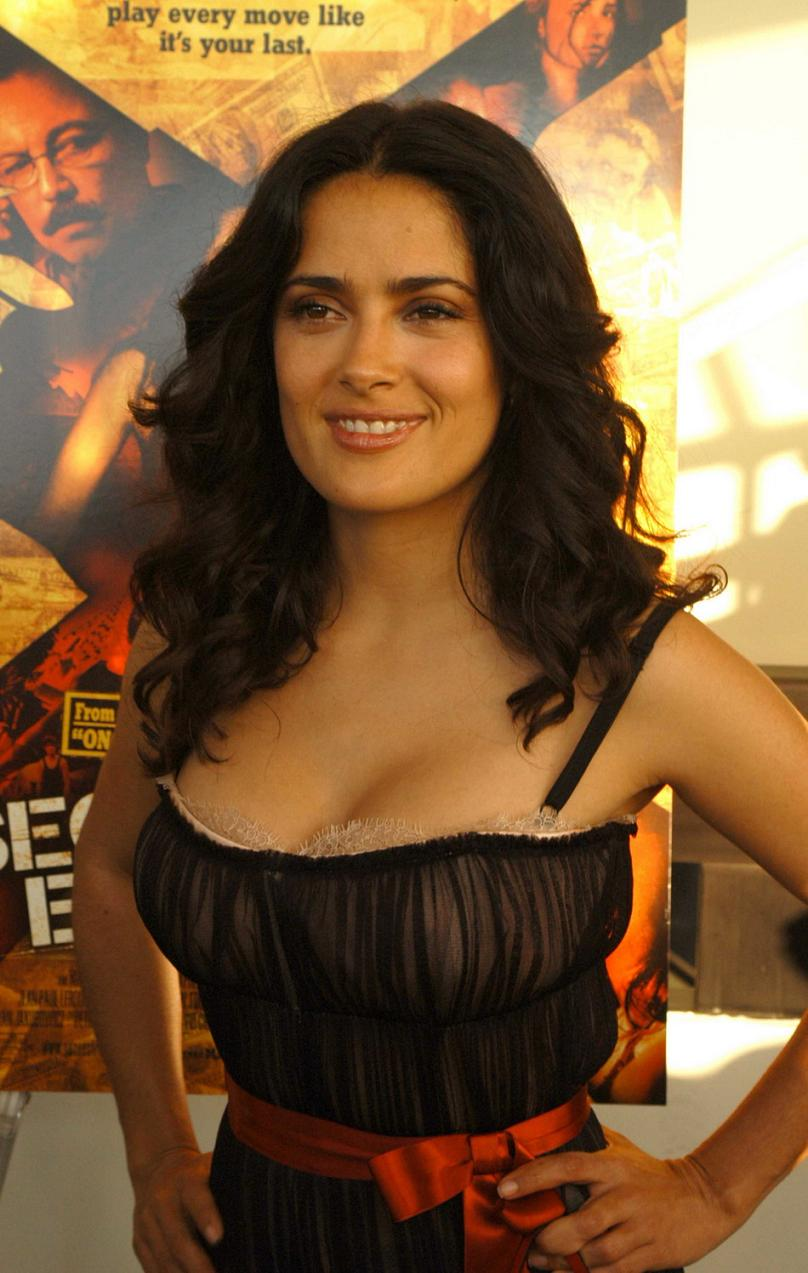 Salma Hayek   Gorgeous Beauty
