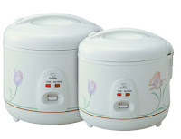 white rice cooker