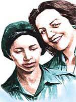 A 59 años de la detención de Lidia Doce y Clodomira Ferrals
