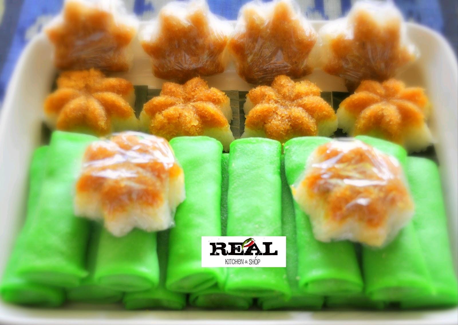 REAL Kitchen NL: DADAR GULUNG