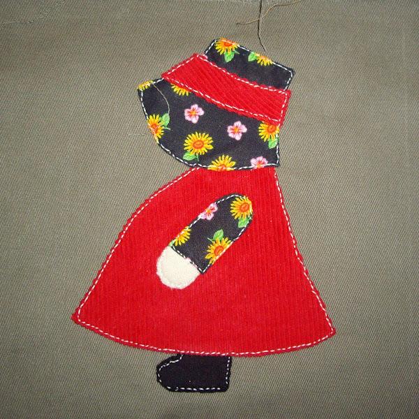 Acolchado hecho con ropa reciclada en patchwork aprender manualidades es - Acolchados en patchwork ...