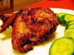 Resep Ayam Panggang Merah