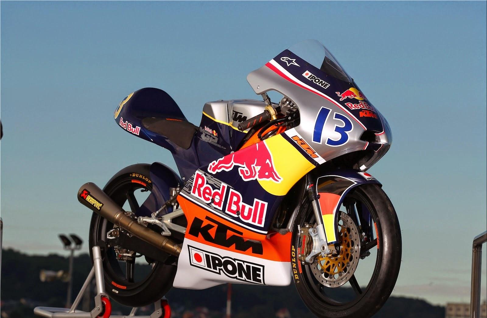 KTM Motogp Rookies Cup New Bikes Hd Wallpapers
