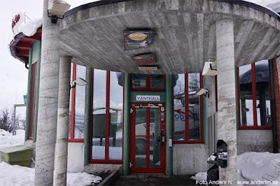 Kiruna, busstation, bussterminal, buss, busshållplats, resecentrum