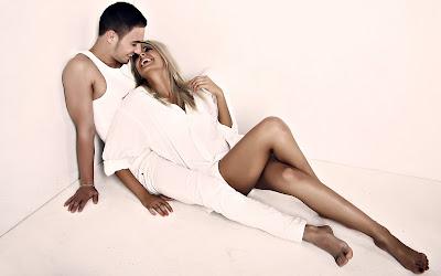 fotos de parejas en pijamas