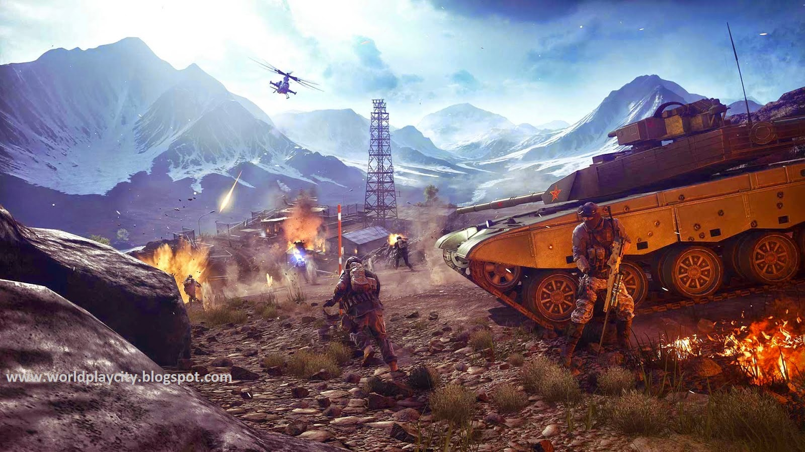 battlefield 4 play on windows 7 free download