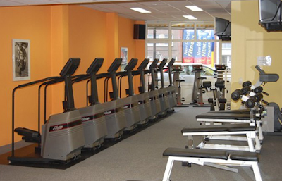 NEW PLANET FITNESS Antwerpen cardio