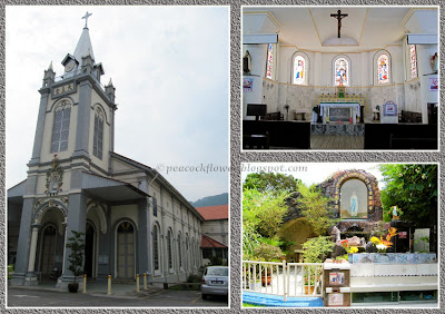 Church of Holy Name of Jesus in Balik Pulau, Penang