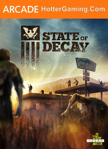 Free Download State of Decay PC Game Cover Photo